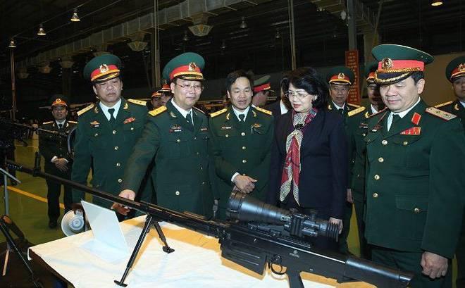 ベトナムはOSV-96スナイパーライフルの生産を開始しました