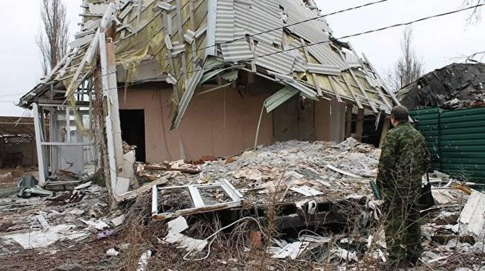 Für eine militärische Lösung des Konflikts im Donbass waren 17% der Ukrainer