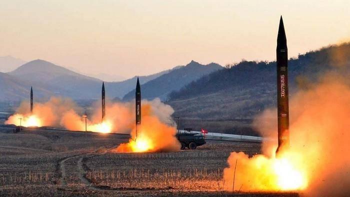 Il canale televisivo giapponese ha erroneamente trasmesso una notifica sul lancio del razzo RPDC