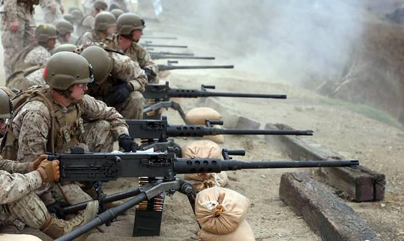 重機関銃:計量の可能性