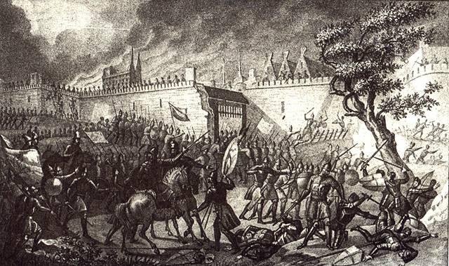 460 лет назад началась Ливонская война