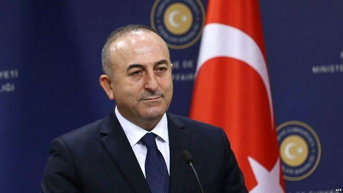 Ankara dijo que Estados Unidos no creará tropas en la frontera con Siria.