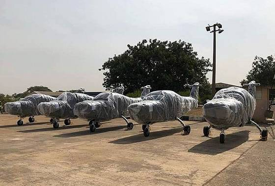 Pakistan completed delivery of training aircraft to Nigeria