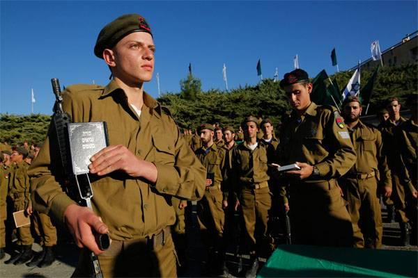 I rabbini hanno criticato il capo dell'esercito israeliano