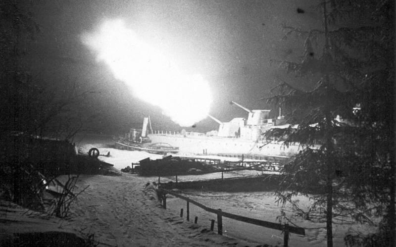 Как прорвали блокаду Ленинграда