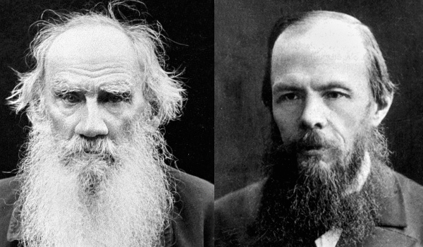 Dostoevsky v. Tolstoy on the issue of humanitarian interventions
