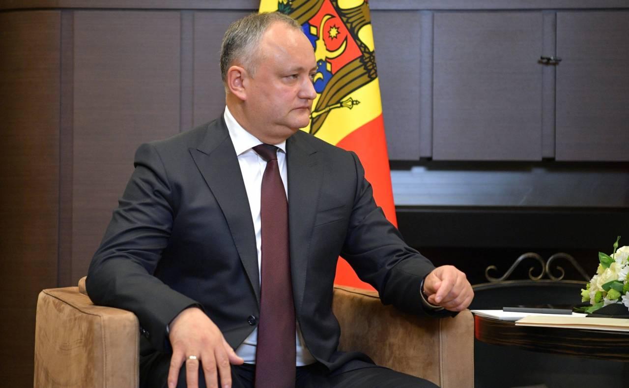 Молдова решилась навыход изСНГ