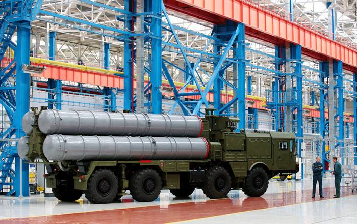 Source: Russia began to deliver C-400 air defense systems to China