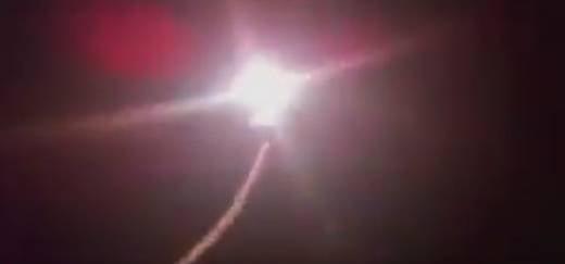 En Siria, el sistema de defensa aérea C-200 derribó varios misiles israelíes