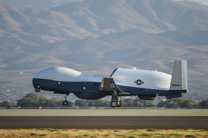 Os UAV da Triton aprenderão a evitar colisões