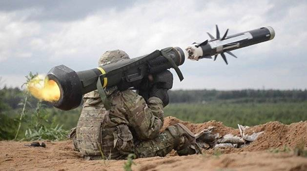 "Poroshenko: ""Javelins"" will be delivered by the United States"