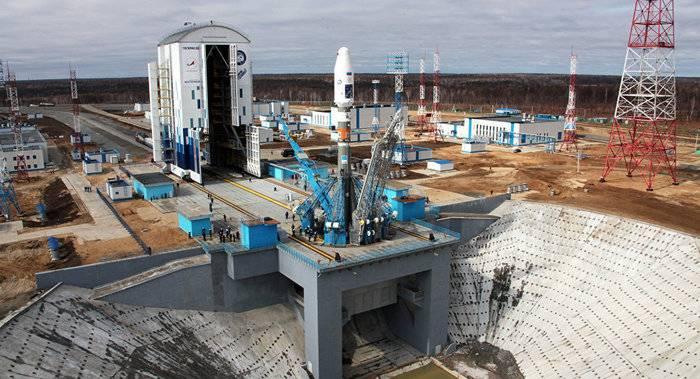 Un autre détournement de fonds a été révélé lors de la construction du cosmodrome de Vostochny.