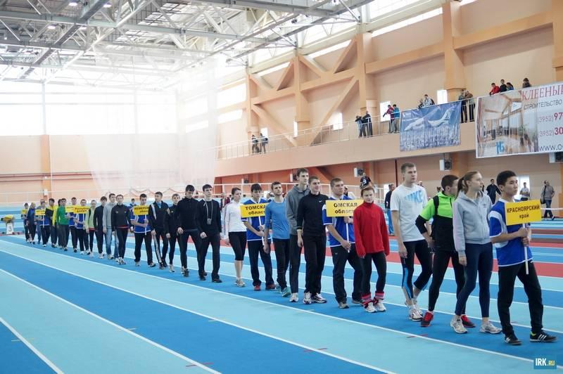 Nuovo falso anti-russo: sport in Siberia sul doping