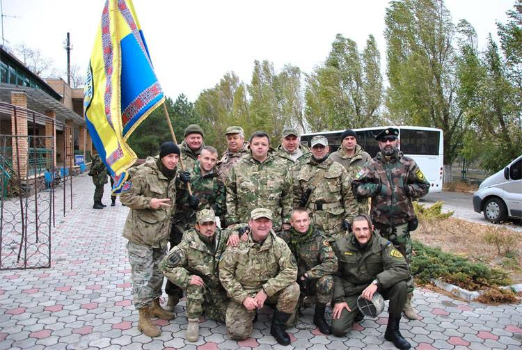 DNR and LC proposed to Kiev mutual refusal to use the DRG and sniper fire