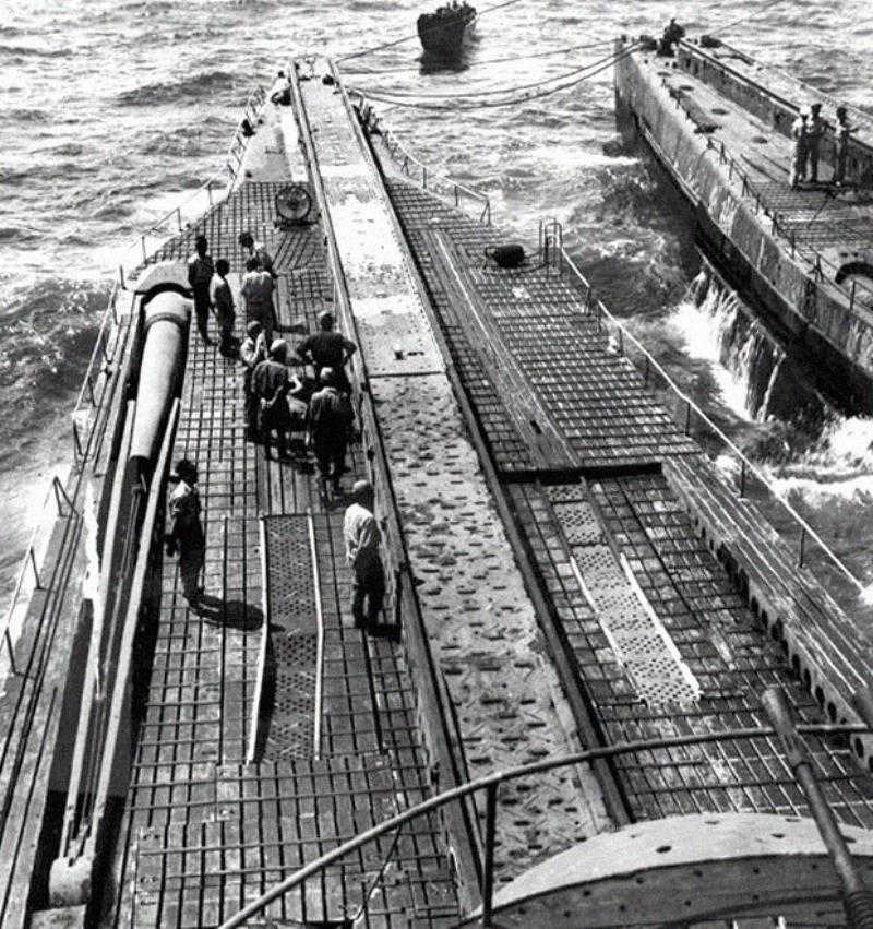 द्वितीय विश्व युद्ध में जापानी पनडुब्बी बेड़े का जलयोजन। भाग VIII