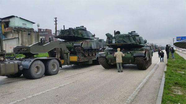 Turquie - États-Unis. Nous lutterons contre les menaces sans attendre que quiconque les résolve