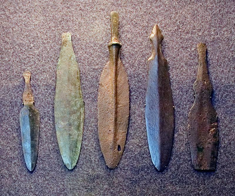«Bronze destructif et fertile» (Culture de l'âge du bronze - 1)