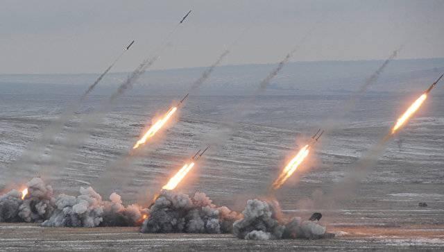 """德国媒体报道了俄罗斯新的""""地狱性武器"""""""