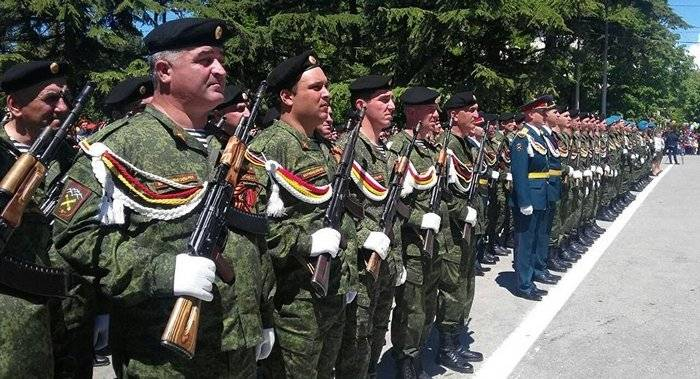 The Duma Committee approved an agreement on the procedure for the entry of units of the Armed Forces of South Ossetia into the Armed Forces
