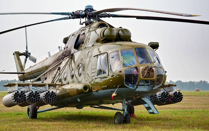In Serbia, noted the importance of creating a center for the repair of Russian helicopters