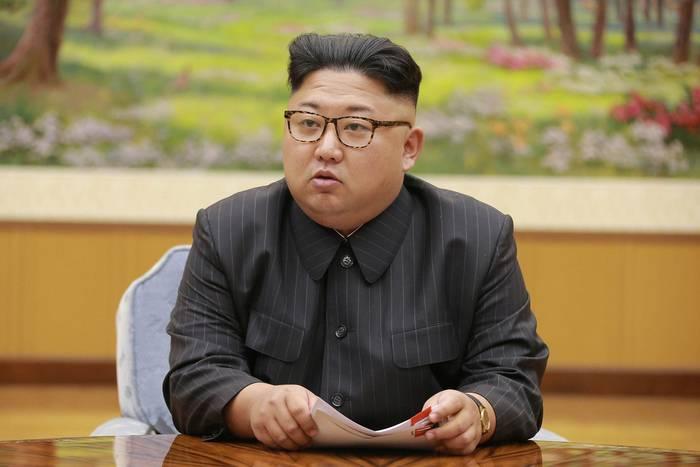 Kim Jong-un sprach für die Lösung aller Probleme der Nation nur von den Koreanern selbst