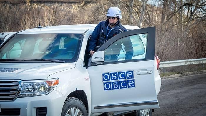 Die OSZE verzeichnete im Laufe der Woche einen Anstieg der Verstöße gegen den Waffenstillstand im Donbass