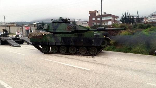 Media: La Turquie bombarde l'Afrin syrien