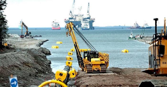 Gazprom은 터키 스트림의 두 번째 라인을 건설 할 수있는 권한을 받았습니다