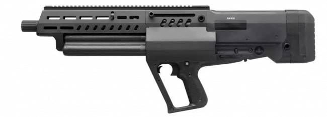 Новинки оружия 2018: Самозарядное ружье Tavor TS12