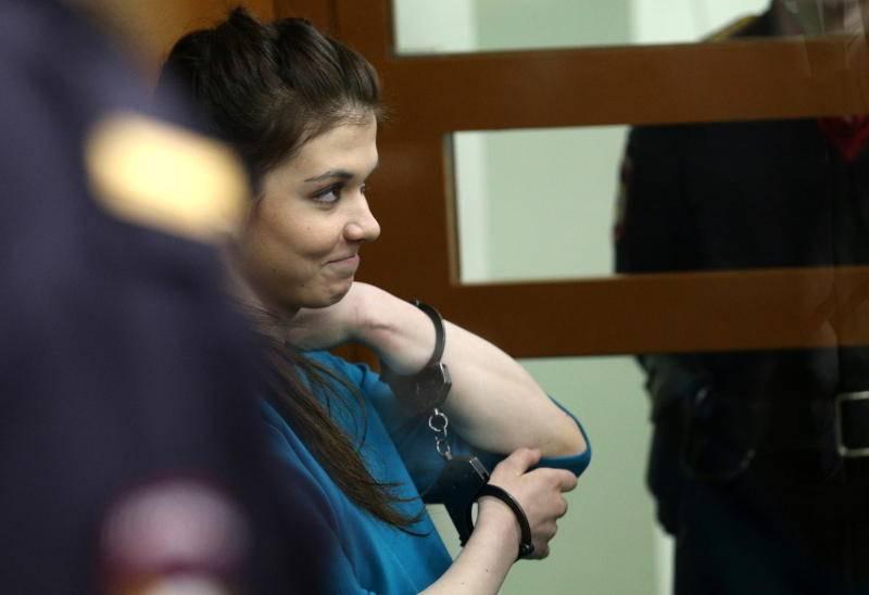 沃洛格达殖民地的Varvara Karaulov宣布忏悔