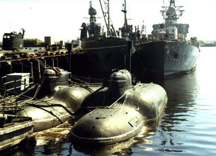 L'amiral Valuev a parlé de la pertinence des sous-marins petits et ultra-petits pour la marine russe