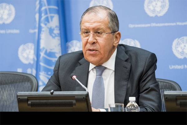 Sergey Lavrov: This was not even during the Cold War
