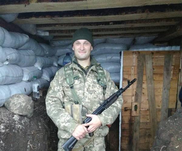 La brigade 128-I APU en pleine force a quitté le Donbass