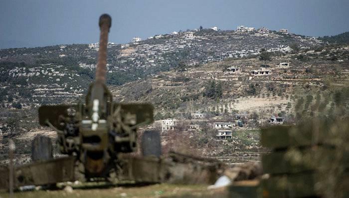 ロシア国防省:シリア軍はイドリブで「Jebhat al-Nusra」*の排除を開始しました