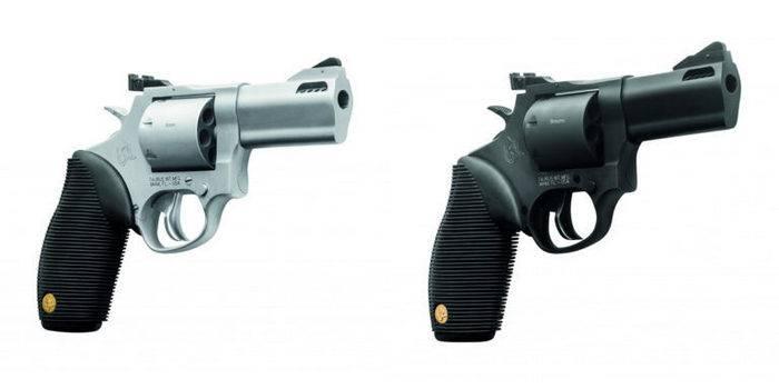 在美国推出了一款多口径左轮手枪