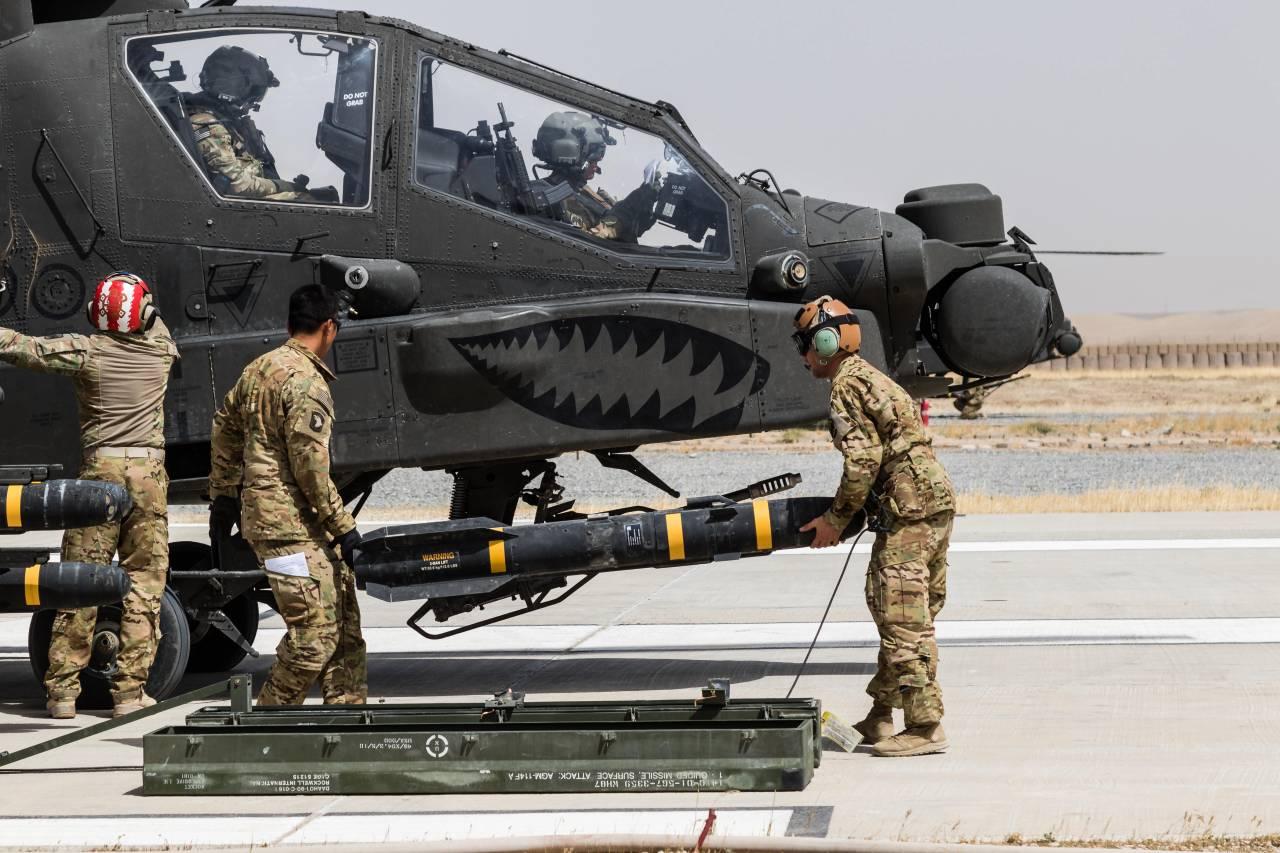 США могут направить вАфганистан около тысячи военнослужащих