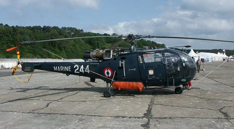 French Armed Forces will replace Alouette III helicopters with rented civilian vehicles