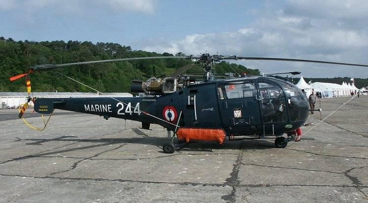 Fransız Silahlı Kuvvetleri, Alouette III helikopterlerinin kiralanan sivil araçlarla değiştirileceğini