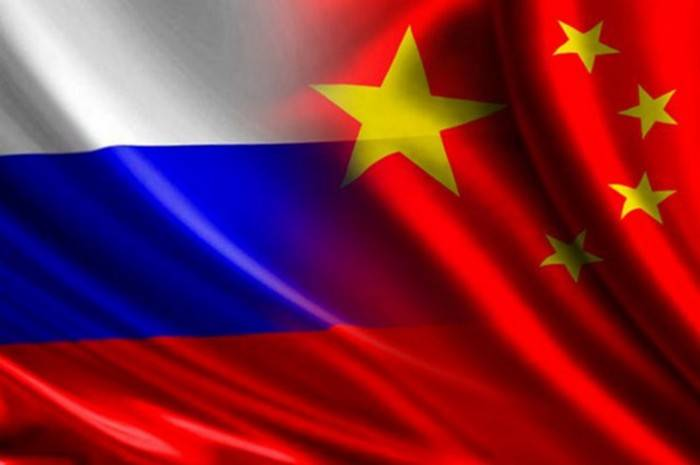 China called on Russia to resist the US together