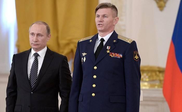 普京改变了军方对指挥官的感激之情