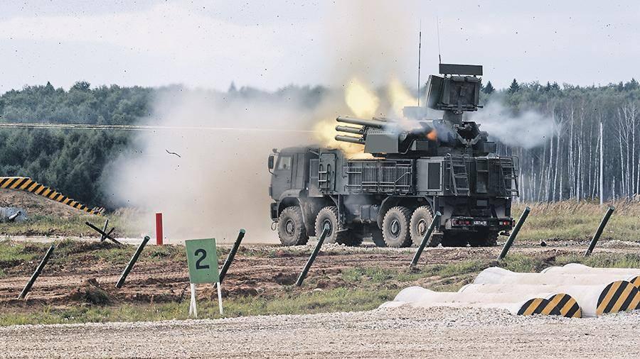 «Панцирь» получит «бюджетную» ракету для борьбы с беспилотниками
