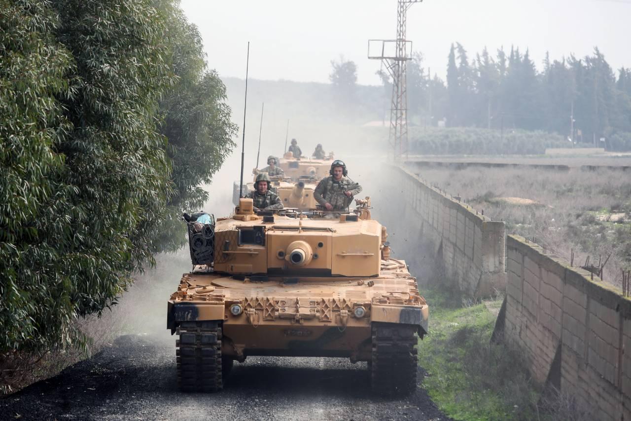 США признают право Турции назащиту оттеррористов— Тиллерсон