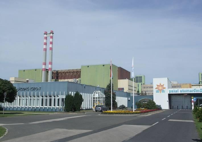 오스트리아, 헝가리에 러시아 원자력 발전소 건설에 도전