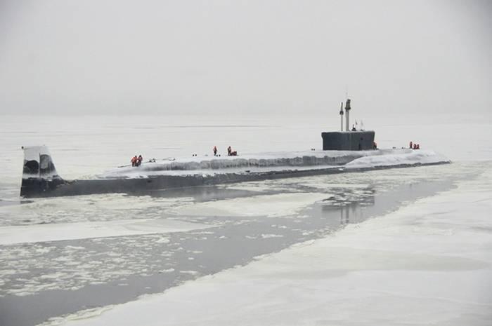 सेवमाश ने रूसी परमाणु पनडुब्बी ठिकानों पर अपने प्रतिनिधि कार्यालय खोले