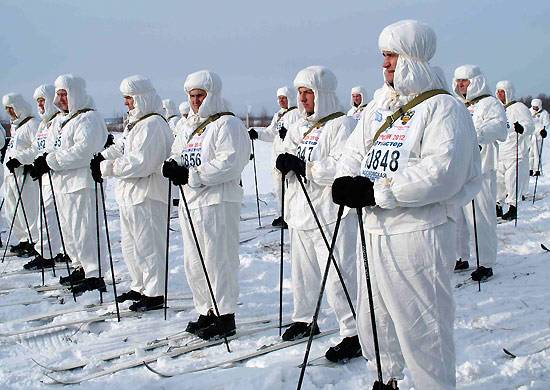 In the 10-ti cities in Russia starts a march of paratroopers in honor of the 100 anniversary of the Ryazan School