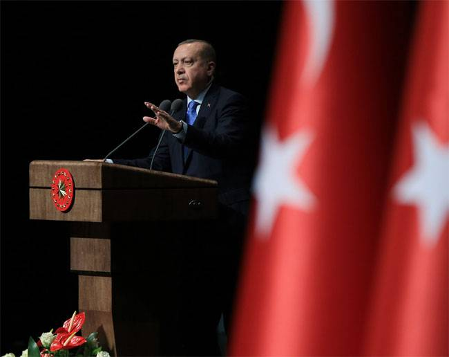 """Erdogan: """"Are there Kurds? And if I find?"""""""