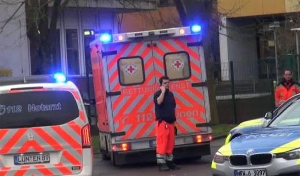 """जर्मन स्कूल में हमला। मीडिया ने """"कजाकिस्तान"""" ट्रेस की घोषणा की"""