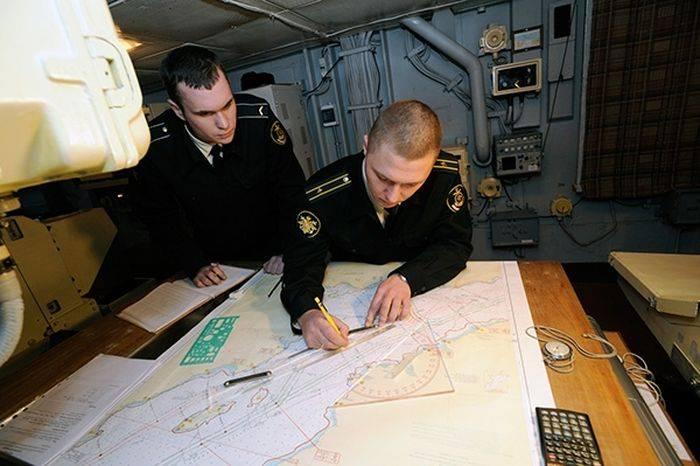 Día del navegante de la Armada de la Federación Rusa