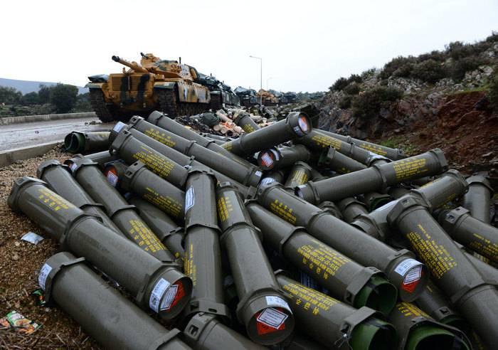 Erdogan : 터키는 Afrin에서의 운영에만 국한되지 않습니다.