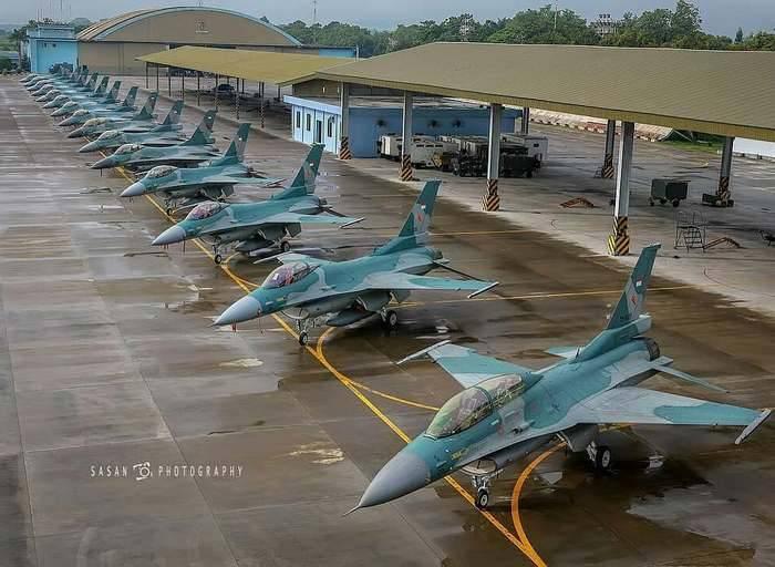 L'Indonésie a envoyé une demande aux États-Unis pour acheter 48 chasseurs F-16 supplémentaires